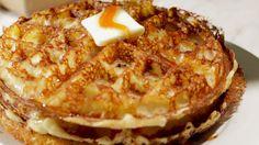 Brown Sugar Kitchen's waffle recipe