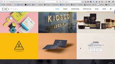 Have a look around the EXO WordPress Theme... maybe a look for your new site? http://www.sixtymarketing.com/exowordpressthemereview/ https://video.buffer.com/v/56dd66521c506f186787453c