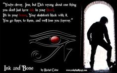 Ink And Bone- Rachel Caine