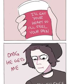 when the barista gets ur emo order right (hint hint this is a follow up doodle to that emo kylo comic haha the barista is hux lmao) #kyloren #starwars #theforceawakens #adamdriver #kylux #generalhux #randomsplashes #coffeeshop