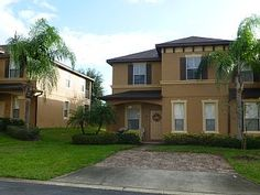 Florida Vacation, Townhouse, Ideal Home, Mansions, House Styles, Palms, Home Decor, Products, Ideal House