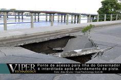 Por volta dás 8:30hs desta quarta-feira (29), uma das pontes de acesso para Ilha do Governador, no Rio de Janeiro, ficou ...  Leia mais em: http://www.vipertechnology.com.br/?p=6584