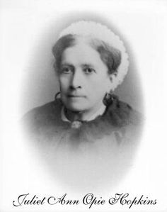 During the Civil War, Juliet Ann Opie Hopkins established three hospitals in Richmond to provide care and for Alabamians. In its November 1861 session, the Alabama legislature assumed responsibility for supporting these hospitals, appointing Mrs. Hopkins the superintendent. Just the establishment and continued operation of these hospitals was a remarkable achievement. It was even more remarkable for a woman to emerge in such a position of leadership and responsibility.