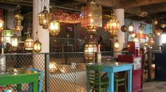 Enjoy Middle-Eastern cuisine at Bazar, Rotterdam