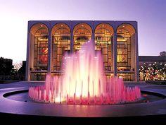 Lincoln Center, NY