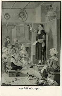 Friedrich Von Schiller, Poster, Sketches, Museums, Painting, Illustrations, Books, House, Weimar