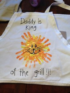 King-of-the-Grill DIY Fathers Day Crafts for Kids Homemade Birthday Gifts for Dad from Son Homemade Birthday Gifts, Homemade Fathers Day Gifts, Diy Gifts For Dad, Daddy Gifts, Homemade Gifts, Fathers Gifts, Diy Father's Day Gifts Easy, Grandparents Day Gifts, Grandparent Gifts