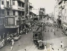 WW2 Avenida Rizal. From Manila Nostalgia