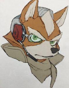 star fox zero | Tumblr Star Fox, Fox Character, Character Drawing, Nagano, Alita Battle Angel Manga, Fox Mccloud, Fox Games, Pokemon, Fox Illustration