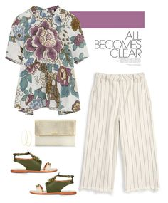 Culottes by musicfriend1 on Polyvore featuring polyvore, fashion, style, Zara, Topshop, Sanchita, Stella & Dot, Lana, clothing, TrickyTrend and culottes