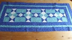 quilted table runners - YouTube