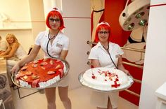 Hospital Themed Restaurant in Latvia, not so mouth-watering at the first look...