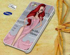 Ariel Vogue Magazine Case for iPhone 4 4S iPhone 5 by NauraDesign, $13.50