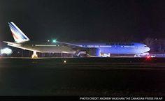 San Francisco-Paris Flight Diverted After Threat: Air France