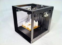 Solidoodle - $500 3D printer kit.
