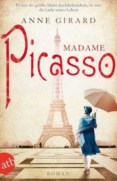 """Anne Girard - Madame Picasso // Der Maler und seine Muse - Paris, 1911: Auf der Suche nach einem neuen Leben kommt die junge Eva in die schillernde Metropole. Hier, im Herzen der Bohème, verliebt sie sich in den Ausnahmekünstler Pablo Picasso. Gegen alle Widerstände erwidert er ihre Gefühle, und eine der großen Liebesgeschichten des Jahrhunderts nimmt ihren Lauf. Mehr zu """"Madame Picasso"""": http://www.aufbau-verlag.de/index.php/madame-picasso.html"""