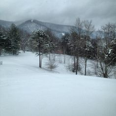 Roanoke, VA winter