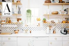 Before & After: 3 Months + $3k = One Enviable Kitchen   Apartment Therapy
