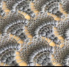 This pin was discovered by lia – Artofit Shawl Patterns, Crochet Stitches Patterns, Crochet Motif, Irish Crochet, Crochet Shawl, Crochet Doilies, Crochet Scarves, Crochet Lace, Knitting Patterns