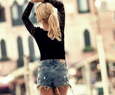 Torn Shorts