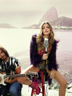 O Rio de Janeiro abraça a moda urbana e divertida, com toques glam. Conheça!   MdeMulher