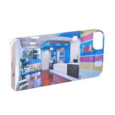 Custom printed iPhone 5 case from PicMyCase.