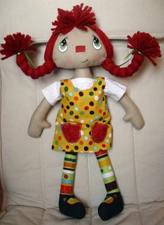 OLE RAGGEDY ANN,,,A TIME REMEMBERED OF A FATHERS LOVE FOR HIS DAUGHTER...ONLY A BLUE HAIRED DOLL......LOVE MOMMA...J.L.G...