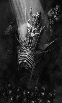 Warhammer 40k - Inspiration by Corbella.deviantart.com on @deviantART