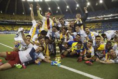 America campeon!