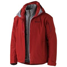 Marmot Sugarhill Component Jacket Dark Crimson Mens XL *** Read more reviews of the product by visiting the link on the image. (This is an affiliate link)
