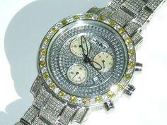 Catawiki Online-Auktionshaus: Joe Rodeo Jojo Victory - Herrenuhr - mit 16.00 Krt Diamant Edelsteinen