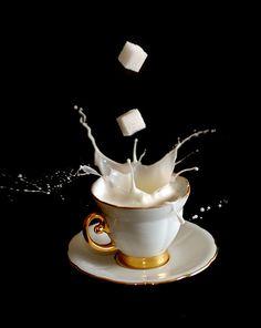 Coffee Time series #10 by Egor N