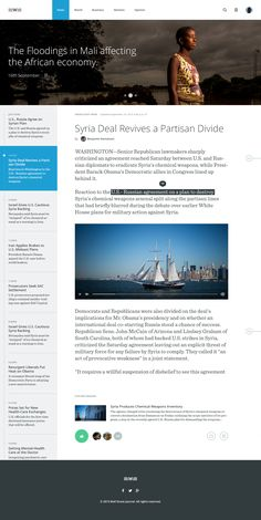Dribbble - WallStreetJournal.png by Victor Erixon