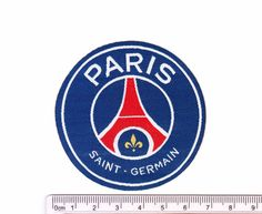 Iron-on embroidered patch, emblem,applique. Paris Saint-Germain Football Club badge. We PROMISE, Our products MUST haveREAL object photo, you MUST receive the product that totally match with the photo. | eBay!