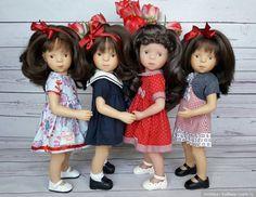 Интервью с автором кукол Сильвией Наттерер, Sylvia Natterer / Интервью с авторами кукол / Бэйбики. Куклы фото. Одежда для кукол White Balloons, Beautiful Dolls, Doll Clothes, Backdrops, Interview, Flower Girl Dresses, Costumes, Wedding Dresses, Photography