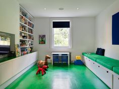 Guildford : Modern nursery/kids room by Gregory Phillips Architects