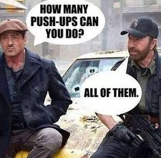 the funny chuck norris jokes Gym Memes, Gym Humor, Workout Humor, Fitness Humor, Fitness Quotes, Funny Fitness Memes, Fitness Tips, Elite Fitness, Fitness Gear