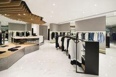 ATSURO TAYAMA Store by Ito Masaru Design Project, Hong Kong » Retail Design Blog