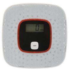 FDL CO detector home an ninh an toàn Alarm LCD Quang Điện Độc Lập Cảm Biến Khí CO Carbon Monoxide Ngộ Độc Alarm Detector