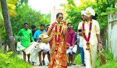 A Rocking Hindu Wedding Unnikrizhnan + Aparna By Framehunt