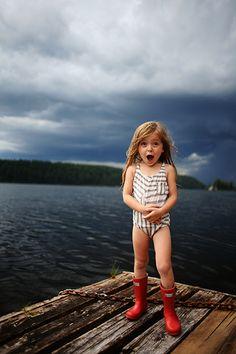summer storm Yes. Cute Kids, Cute Babies, Baby Kids, Little Ones, Little Girls, Kid Styles, Beautiful Children, Children Photography, Funny Kids