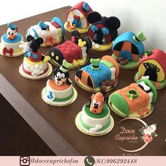 Mickey E Minie, Mickey Mouse Cake, Mickey Mouse Parties, Mickey Mouse And Friends, Disney Mickey Mouse, 2nd Birthday, Birthday Parties, Disney Cakes, Oreos