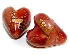 polymer clay  heart