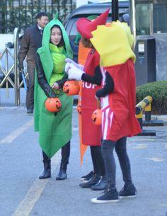 Vegetable Costumes, Kpop, Day, Music, Musica, Musik, Muziek, Music Activities, Songs