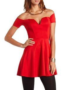 Hot mini dress
