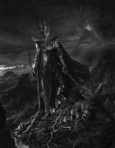 c-4-r-n-a-g-e:  Sauron