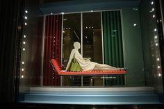Miu Miu windows at Bond street, London window display