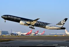 Air New Zealand ZK-OKQ Boeing 777-319ER aircraft picture