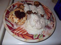 My Southern Fried Chicken & Gravy