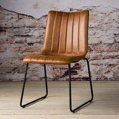 Industriele stoel Bunol van Tower Living is leverbaar in